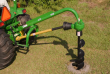 0 FRONTIER PHD200 POST HOLE DIGGER